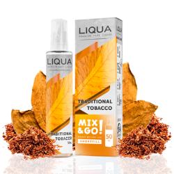 Liqua traditional tabaco 50ml