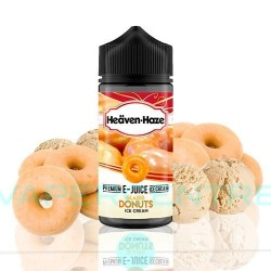 Heaven Haze Glazed Donuts...